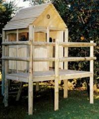 Treehouse Cubby House