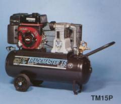 Petrol Air Compressor, Trademaster 15P