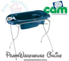 Cam Bath & Stand Package