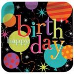 Happy Birthday Partyware