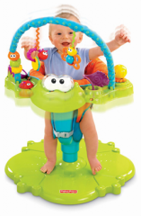 Bounce & Spin Froggy Entertainer