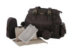 Vintage Tote Bag - Cocoa