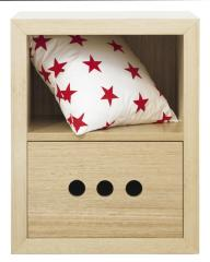 Lilly & Lolly Marina Bedside Table