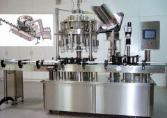 High-Speed Monobloc Fully Automatic Rotary Filling