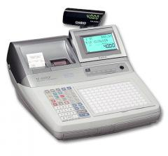 Cash Register, Casio TE-8000F