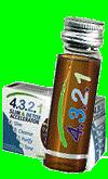 Arkopharma 4.3.2.1 Slim & Detox Accelerator