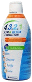 Arkopharma 4.3.2.1 Slim & Detox Evolution -
