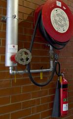 Fire Hydrant and Hose Reel Systems