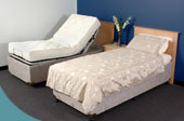 Electronically Controlled Adjustable Bed Height