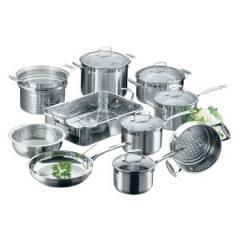 Scanpan Impact Cookware Set 10pce