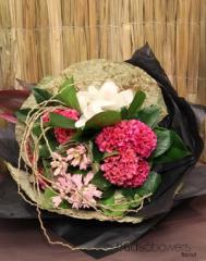 Tonnelle Bouquet