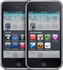 Apple iPhone 3GS 8GB (black)