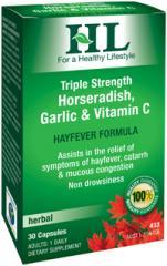 Triple Strength Horseradish, Garlic, &