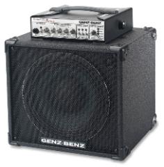 Genz Benz shuttle bass combo amplifier