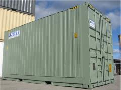 20 FT Containers