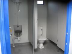 Male & Female Toilet Block