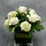 Small Vase Seasonal Blooms