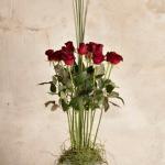 LOVE those Roses!