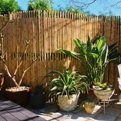 Bamboo Rod Screens