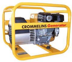 Petrol Generators, Crommelins P35