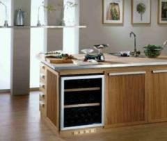 Studio Glass Door Wine Cabinet