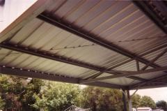 Titan gable carport