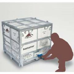 Hazardous Goods Containers, Haztainer IBC