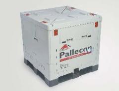 Bulk Containers for Liquid Substances