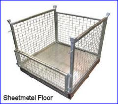 Pallet Cage, PCT-02