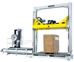 Pallet Load Strapping Machines