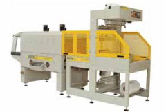 Semiautomatic and Automatic Bundle Wrapper,