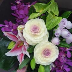Mauve Madness Bouquet