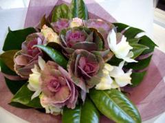 Sculptural Beauty Bouquet