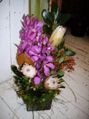 Tropical Pink Bouquet