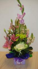 Seasonal Flower Box