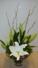 Lily Bowl centre piece