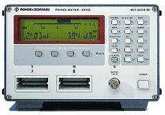 R&S®NRVD dual-channel power meter
