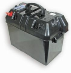 Power Battery Box with 60A & 10A CCT