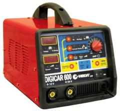 Battery Charger / Starter, Digicar