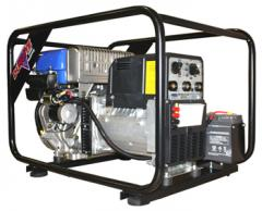 Welder Generator, Dunlite DGWGY7ES-2