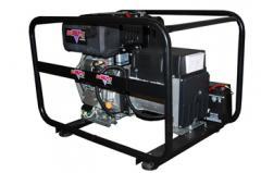 Diesel Portable Generators, DGUKD6E-3S-2