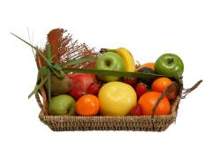 Large Seasonal Fruit Hamper