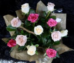 The Colour Dozen Bouquet
