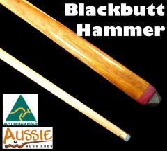 Australian Snooker Pool Billiard Cue - Blackbutt