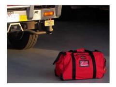 Gear Bag with wheels