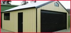 One door shed