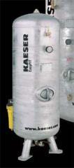 Kaeser volumes 90 10,000 l air receivers