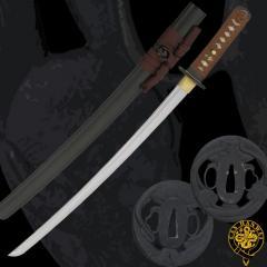 Sword Three Monkey Wakizashi