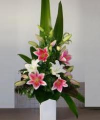 Traditional Elegance Lilies