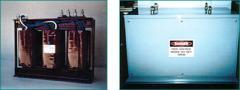 Three phase open/enclosed type isolating